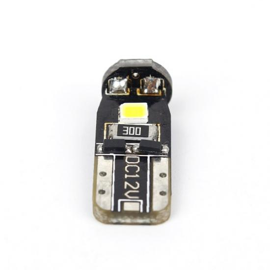 интериор - T10 BLACK 3 smd