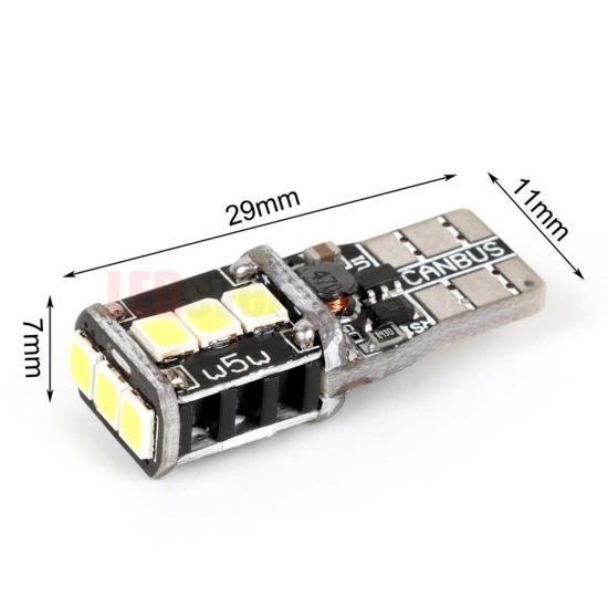 интериор - T10 smd 2