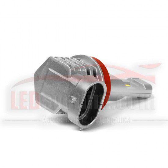 Лед крушки без вентилатор h11 hb3 hb4 h8 h9 9005 9006