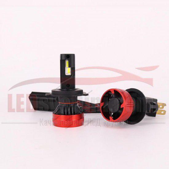 Качествени Лед крушки h7 за кола- Smart PLUS