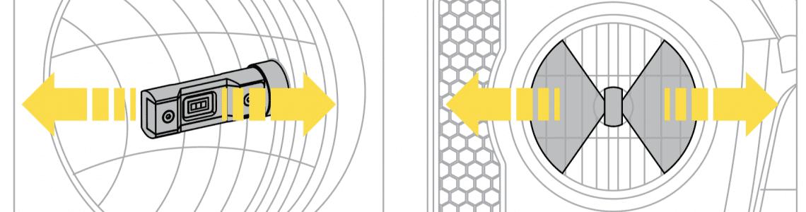 Как да насочите и регулирате лед крушките, за да имат правилна форма на фокуса